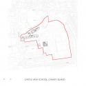 Castle View School / Nicholas Hare Architects Location Plan