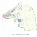 Castle View School / Nicholas Hare Architects Site Plan