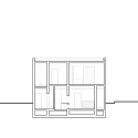 House-T / Tsukano Architect Office Section