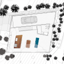 Big &amp; Small House / Anonymous Architects Site Plan