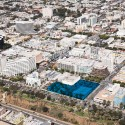 Gehry Designs Mixed-Use Tower for Downtown Santa Monica © Gehry Partners