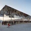 Vieux Port Pavilion / Foster + Partners © Nigel Young / Foster + Partners
