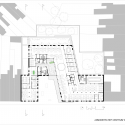 Willebroek Administration Building / BRUT First Floor Plan