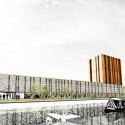 Speirs Locks Student Campus Proposal / Stallan-Brand Courtesy of Stallan-Brand