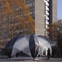 ICD/ITKE Research Pavilion / University of Stuttgart, Faculty of Architecture and Urban Planning Courtesy of ICD-ITKE