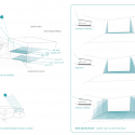 TVZEB Zero Energy Building / Traverso Vighy Exterior Lighting Diagrams