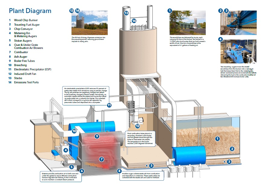 biomass energy plant diagram - photo #5