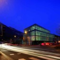 Asfinag Office Building / Peter Lorenz Ateliers © Günther Wett