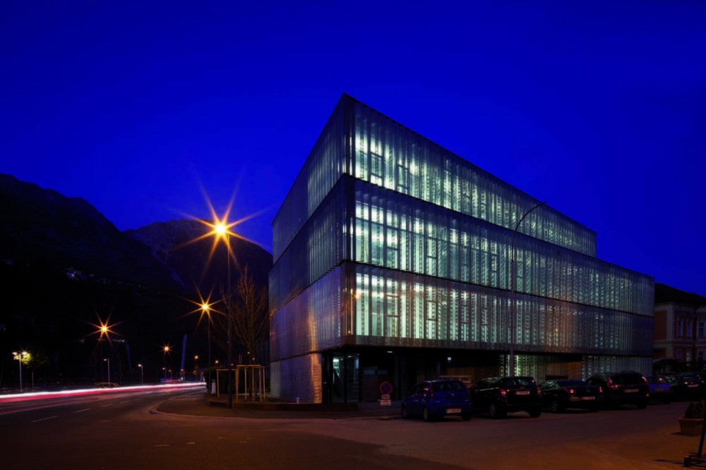 Asfinag Office Building / Peter Lorenz Ateliers