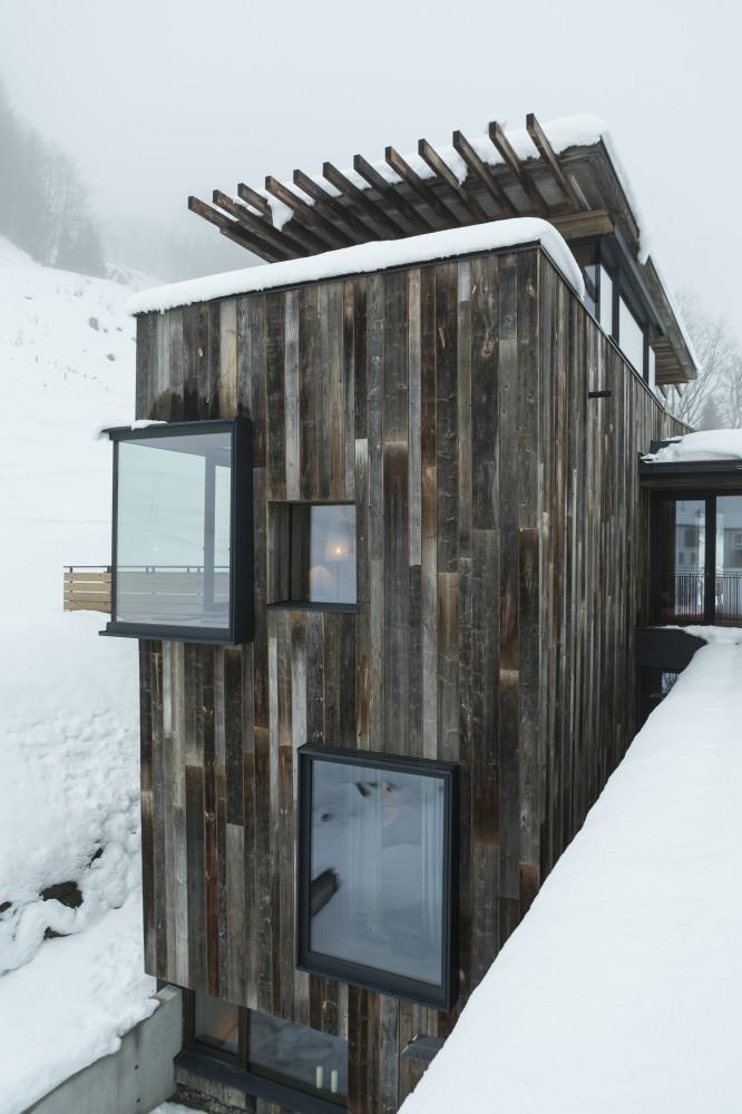 Architecture photography hotel wiesergut gogl for Design hotel monika