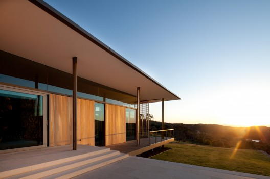 Located In South Western Australia The Private Residence Reflects An