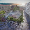 Re-Think Athens Competition Entry  / ABM Arquitectos Courtesy of ABM Arquitectos