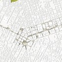 Re-Think Athens Competition Entry  / ABM Arquitectos site plan 01 - pavement