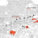 Re-Think Athens Competition Entry  / ABM Arquitectos diagram 01