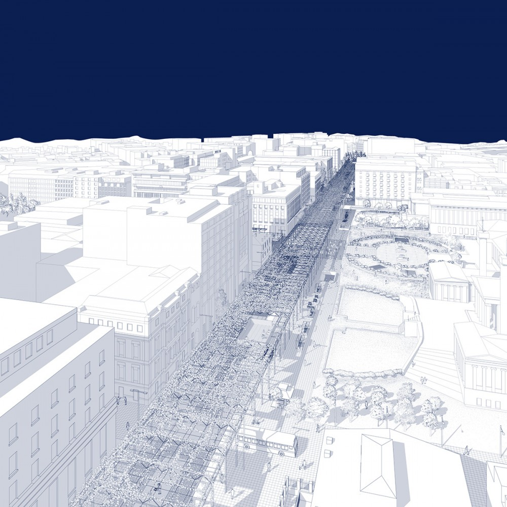 Architecture photography re think athens competition for How do architects think