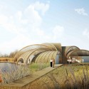 Living Landscape: The Great Fen Visiting Center Proposal / Atelier CMJN Courtesy of Atelier CMJN