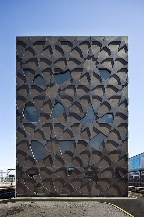 The Yardmaster's Building / McBride Charles Ryan © John Gollings