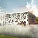 ANIMA Cultural Center Proposal / Bernard Tschumi Architects Courtesy of Bernard Tschumi Architects