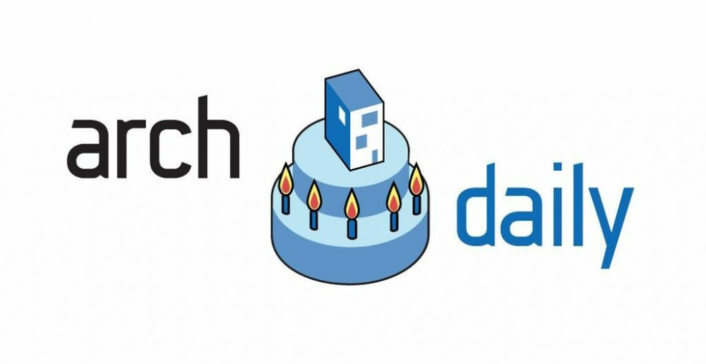 Happy Birthday to Us: ArchDaily Turns 5!