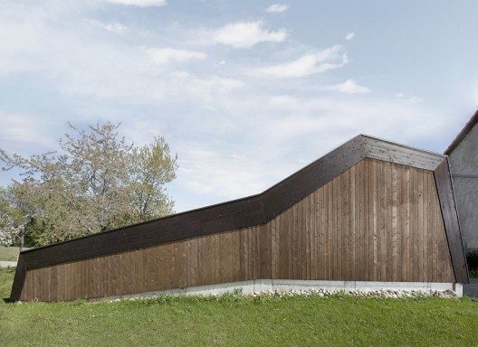 Hangar Agricole / LOCALARCHITECTURE | ArchDaily - Hangar Agricole