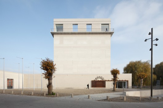 Kazerne Dossin / awg architects  Stijn Bollaert