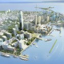 Qingdao Harborfront Redevelopment Proposal / EE&K a Perkins Eastman Company Courtesy of EE&K a Perkins Eastman Company