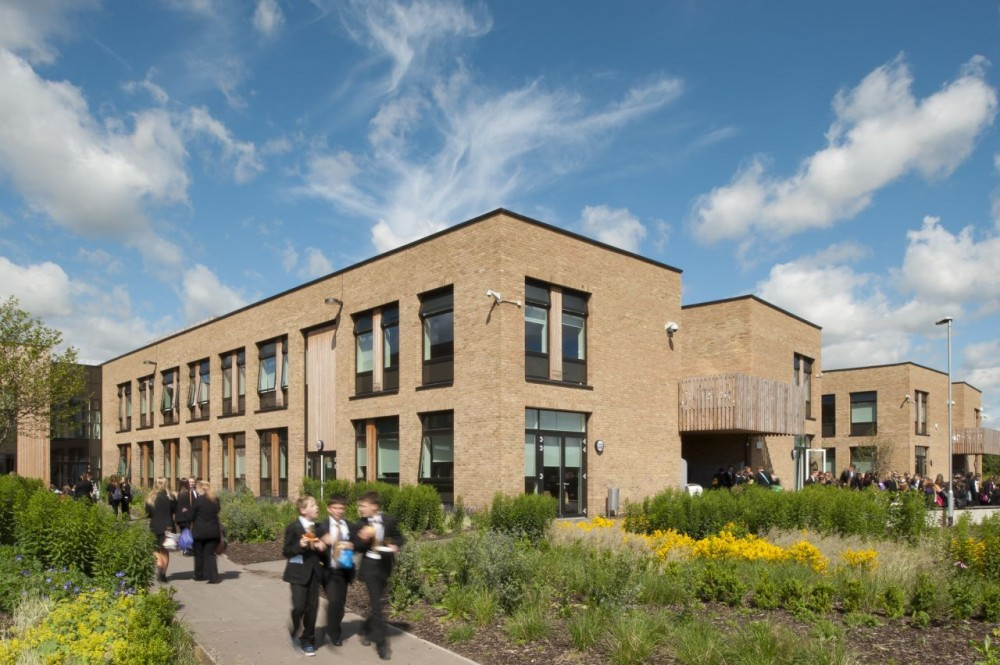Cornelius Vermuyden School / Nicholas Hare Architects