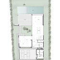 House Ef / Fritz + Fritz Arquitectos First Floor Plan