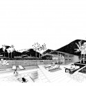 Seaside Resort Development Competition Entry / John Thompson & Partners + Alan Dunlop Architects + Gillespies high end villas