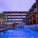 KC Grande Resort & Spa-Hillside / Foundry of Space © Teerawat Winyarat