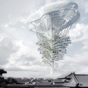 eVolo 2013 Skyscraper Competition Winners 3rd Place / Ting Xu, Yiming Chen / China