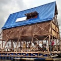 Makoko Floating School  NL architects