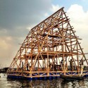 Makoko Floating School / NLE Architects Makoko Floating School © NLÉ architects