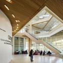 Centre for Interactive Research on Sustainability / Perkins + Will © Martin Tessler