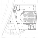 Centre for Interactive Research on Sustainability / Perkins + Will Ground Floor Plan
