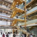 Earth Sciences Building  / Perkins + Will © Martin Tessler