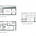 ST-House / PANDA 2 - 3 Floor Plans