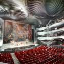 طراحی مرکز فرهنگی و هنری چانگشا