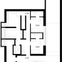 House with Music Room / Beer Architektur Städtebau Floor Plan