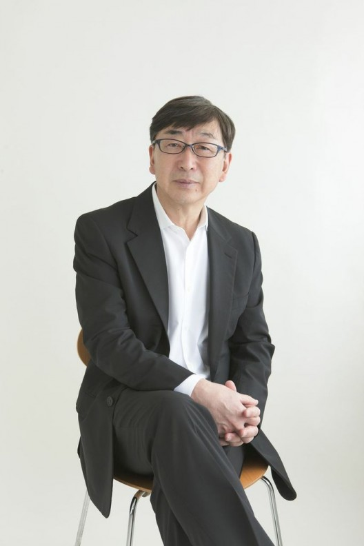2013 Pritzker Prize: Toyo Ito Portrait of Toyo Ito Yoshiaki Tsutsui