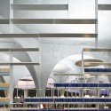 Photography: Toyo Ito by Iwan Baan Tama Art University Library  Iwan Baan