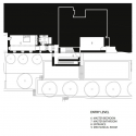 Syros House / Myrto Miliou Ground Floor Plan