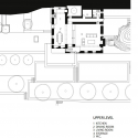 Syros House / Myrto Miliou Upper Floor Plan