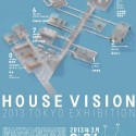 House Vision 2013 Exhibition Hits Tokyo Courtesy of Frame Publishers