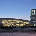 Daqing Highway Passenger Transportation Hub / Had Architects © Wei Shuxiang and Tang Jiajun