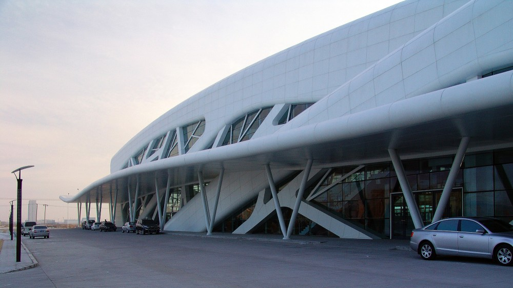 Daqing Highway Passenger Transportation Hub / Had Architects