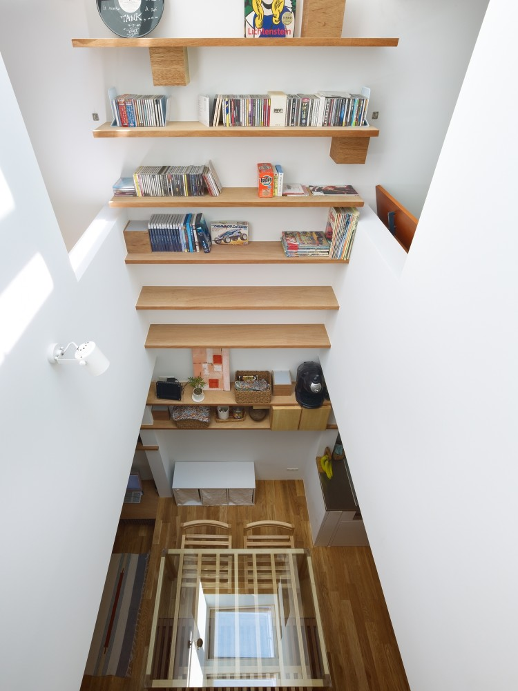 House in Nada by Fujiwarramuro Architects - harry - 哈梨见竹视雾所