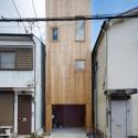 House in Nada / Fujiwarramuro Architects © Toshiyuki Yano