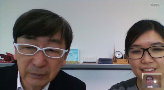 AD Exclusive Interview: Toyo Ito, 2013 Pritzker Prize Interview with Toyo Ito and ArchDaily via Skype