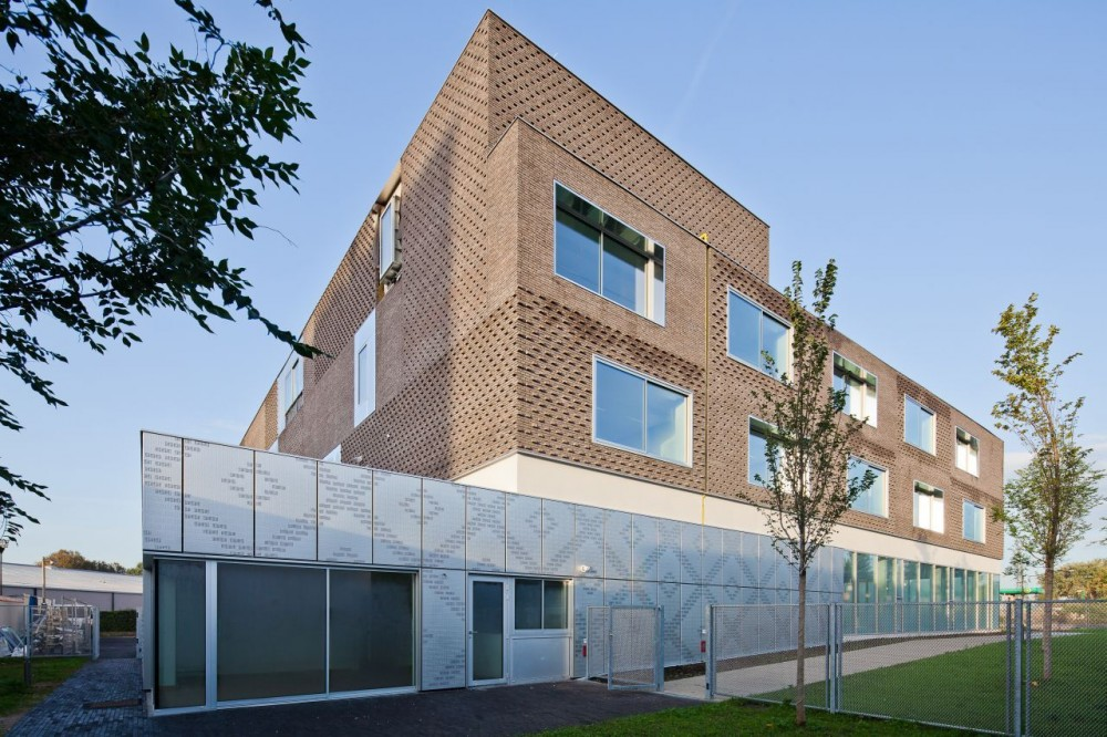 The extension of the Montreuil Polytechnic / Ateliers 2_3_4_